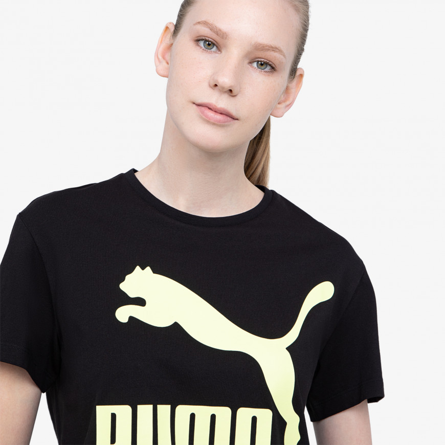Puma Classics Logo Tee - фото 4