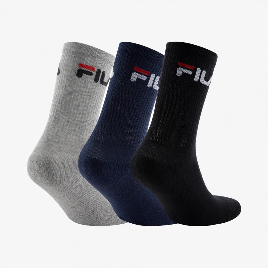 Носки FILA, 3 пары - фото 2