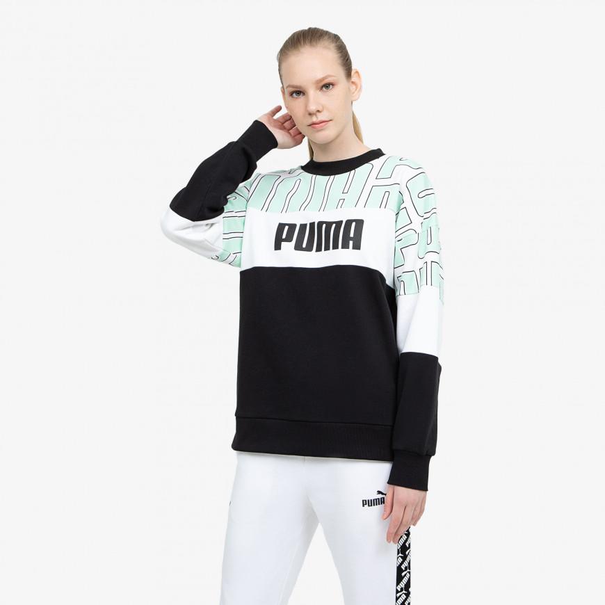 Puma AOP Crew - фото 1