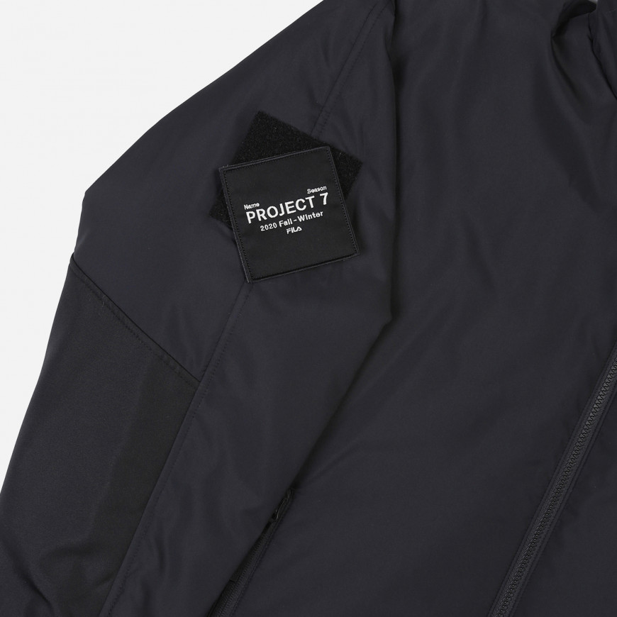 Куртка FILA x BTS - фото 7