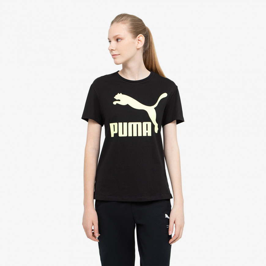 Puma Classics Logo Tee - фото 1