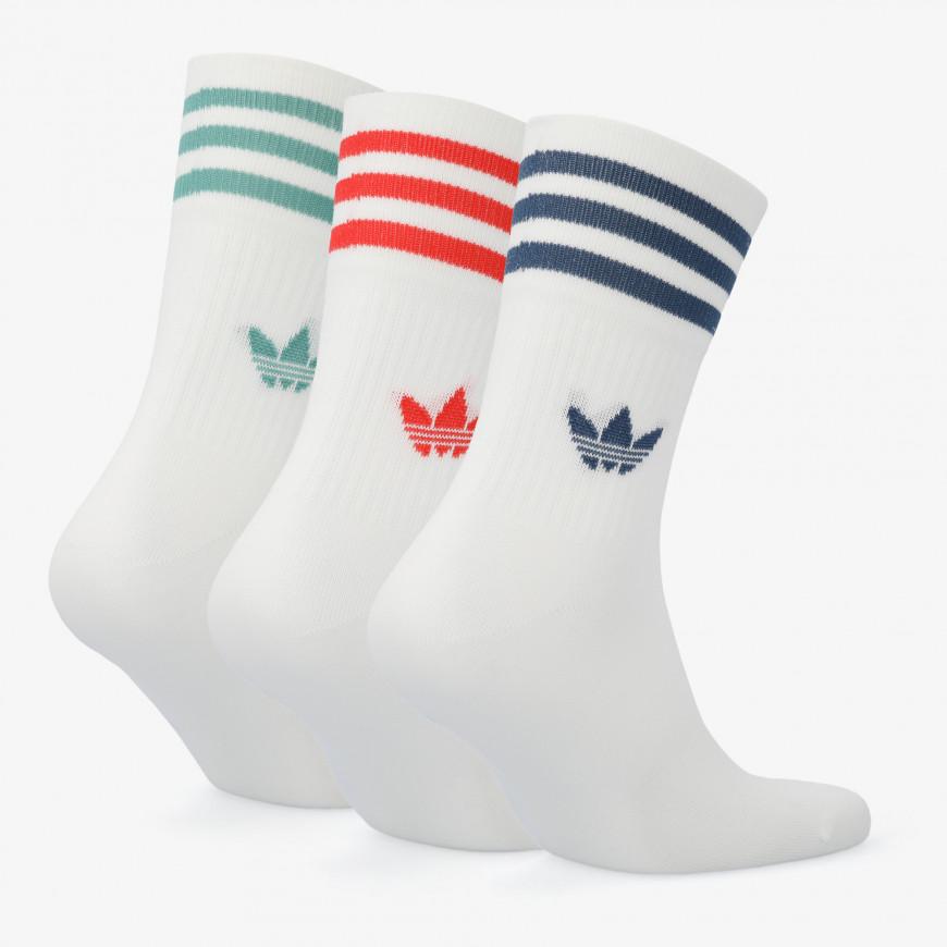 Носки adidas, 3 пары - фото 2