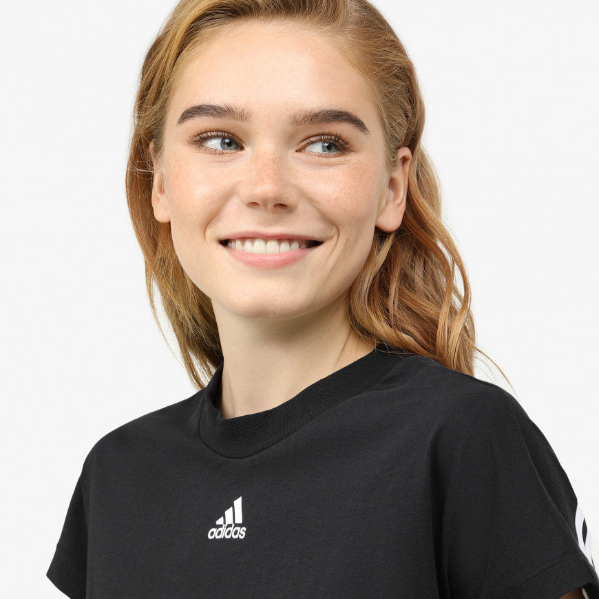 adidas Must Haves 3-Stripes Tee - фото 4