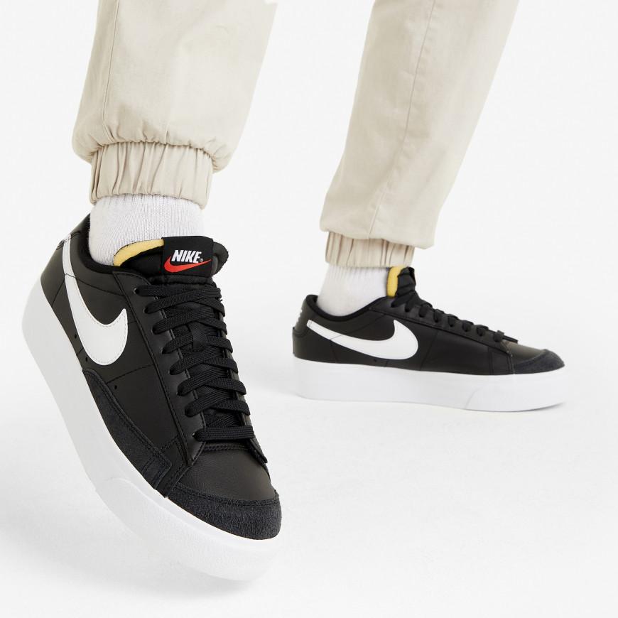 Nike Blazer Low Platform - фото 7