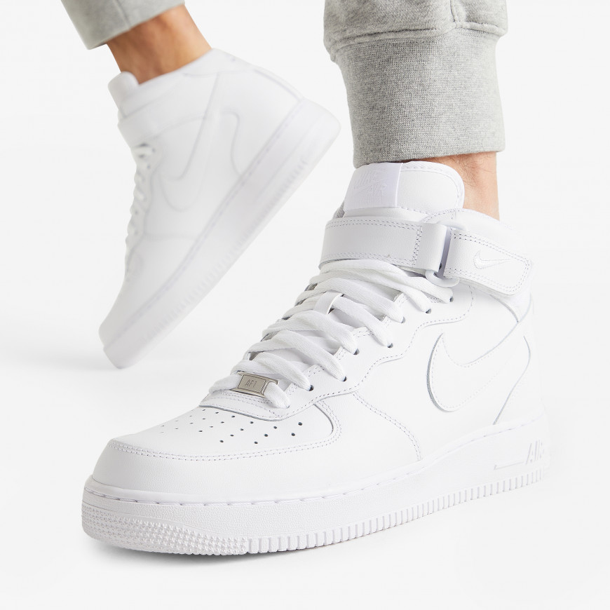Nike Air Force 1 Mid '07 - фото 7