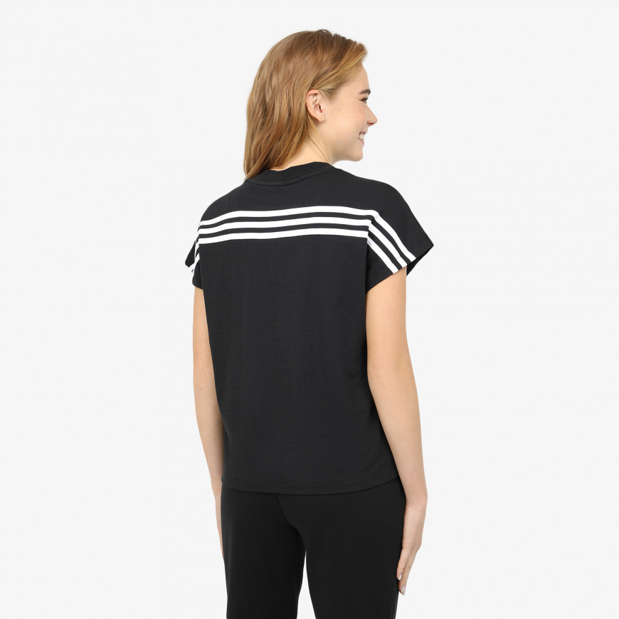 adidas Must Haves 3-Stripes Tee - фото 2