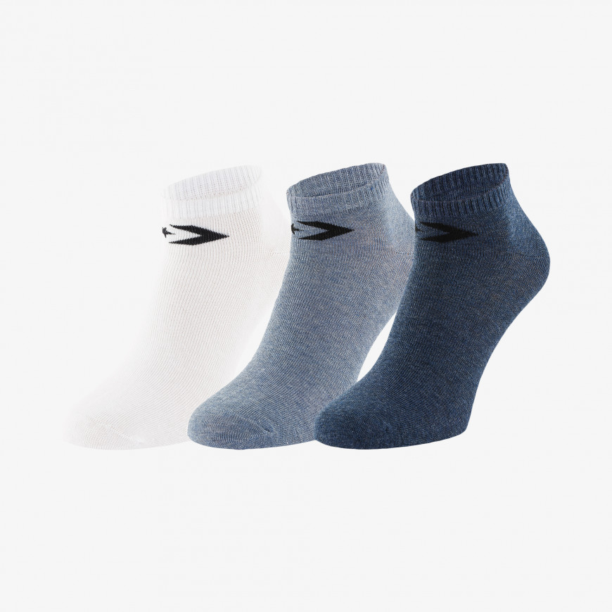 Носки Converse, 3 пары - фото 1