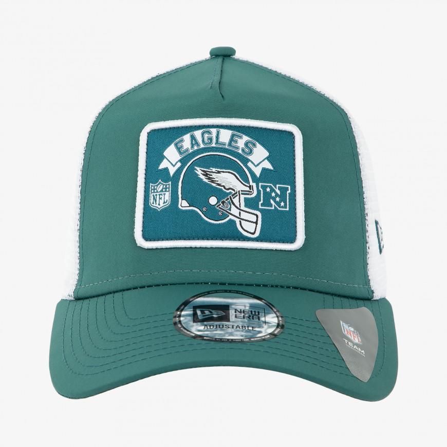 New Era NFL Wordmark Trucker Philadelphia Eagles - фото 2